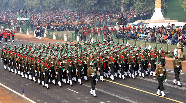 Happy 71st Independence Day Parade Photos