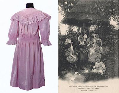 Les Petites Mains, histoire de mode enfantine