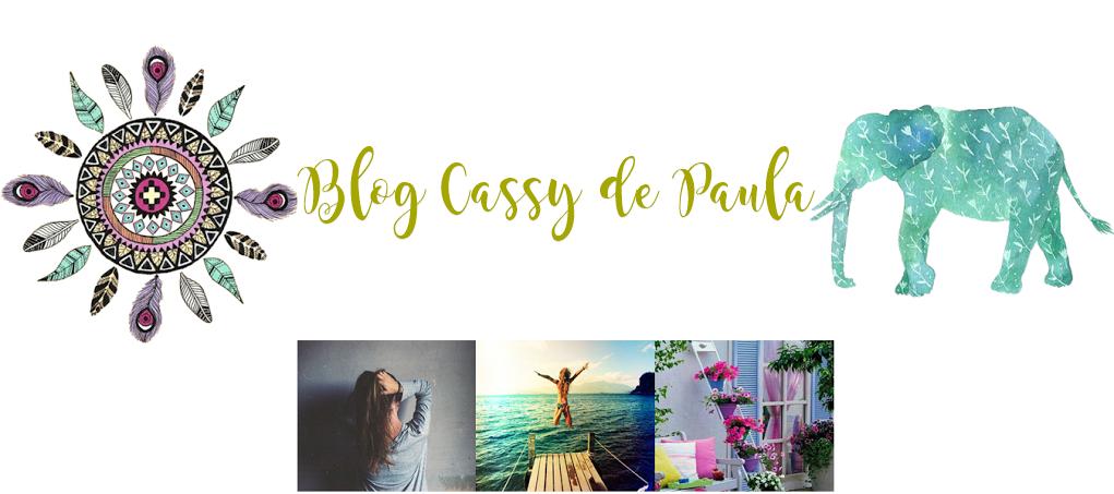 Blog Cassy de Paula