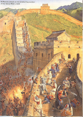 Manchu conquest of China
