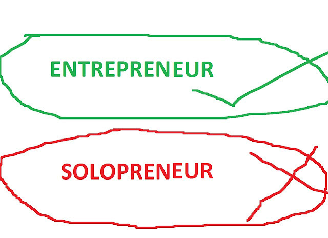 Entrepreneur or solopreneur