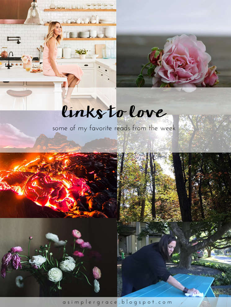 A post featuring my favorite reads from the week.  #linkstolove #fridayfavorites