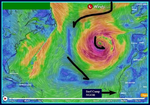 Poderoso ciclon bomba impactara estados unidos en plena primavera.