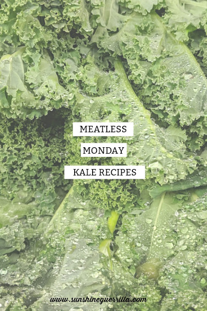 Vegetarian Kale Recipes for Meatless Monday that even Meat Eaters will Love