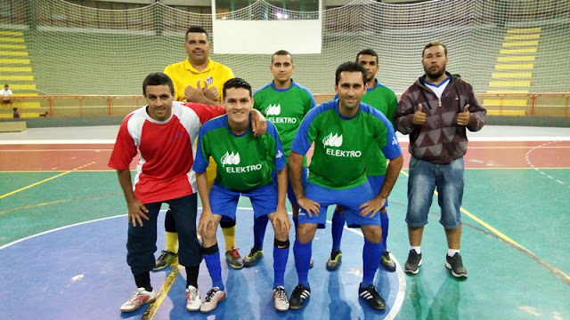 Itaipava conquista o título do Futsal Interfirmas em Registro-SP