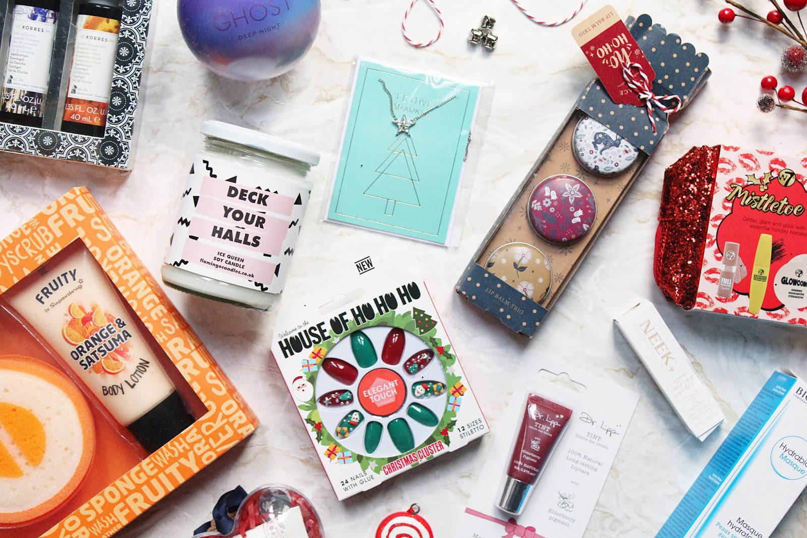 Christmas Gift Guide 2018: Beauty Stocking Fillers