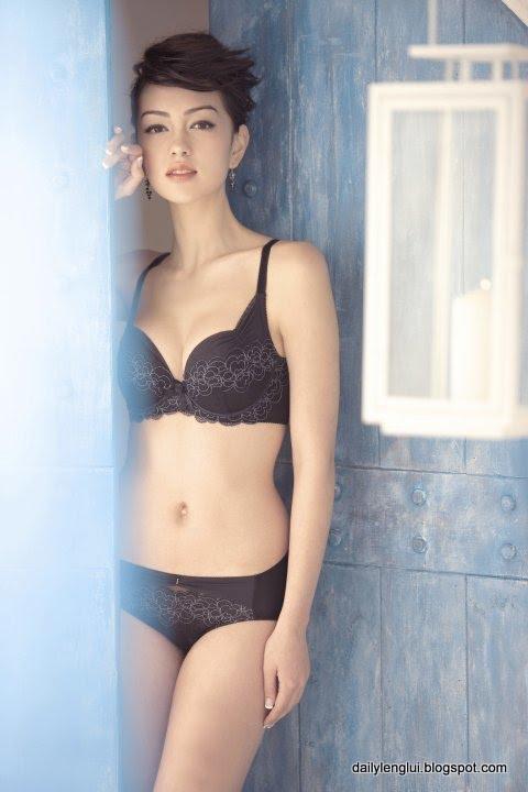 Japanese Women Modern Bikini  Free Wallpapers-2113