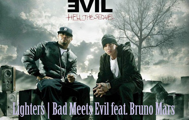Makna Lagu Lighters Bad Meets Evil, Arti Lagu Lighters Bad Meets Evil, Terjemahan Lagu Lighters Bad Meets Evil, Lirik Lagu Lighters Bad Meets Evil, Lagu Lighters Bad Meets Evil, Lagu Lighters, Bad Meets Evil