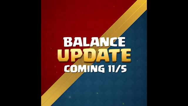 New Balance Update 11/5