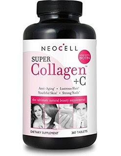Viên uống chăm sóc tóc, da, móng Super Collagen +C