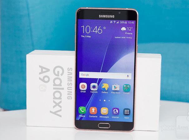 Cara Root Samsung Galaxy A9 SM-A9000 menggunakan Odin3