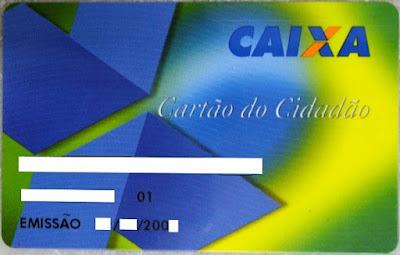 pedir cartão cidadão