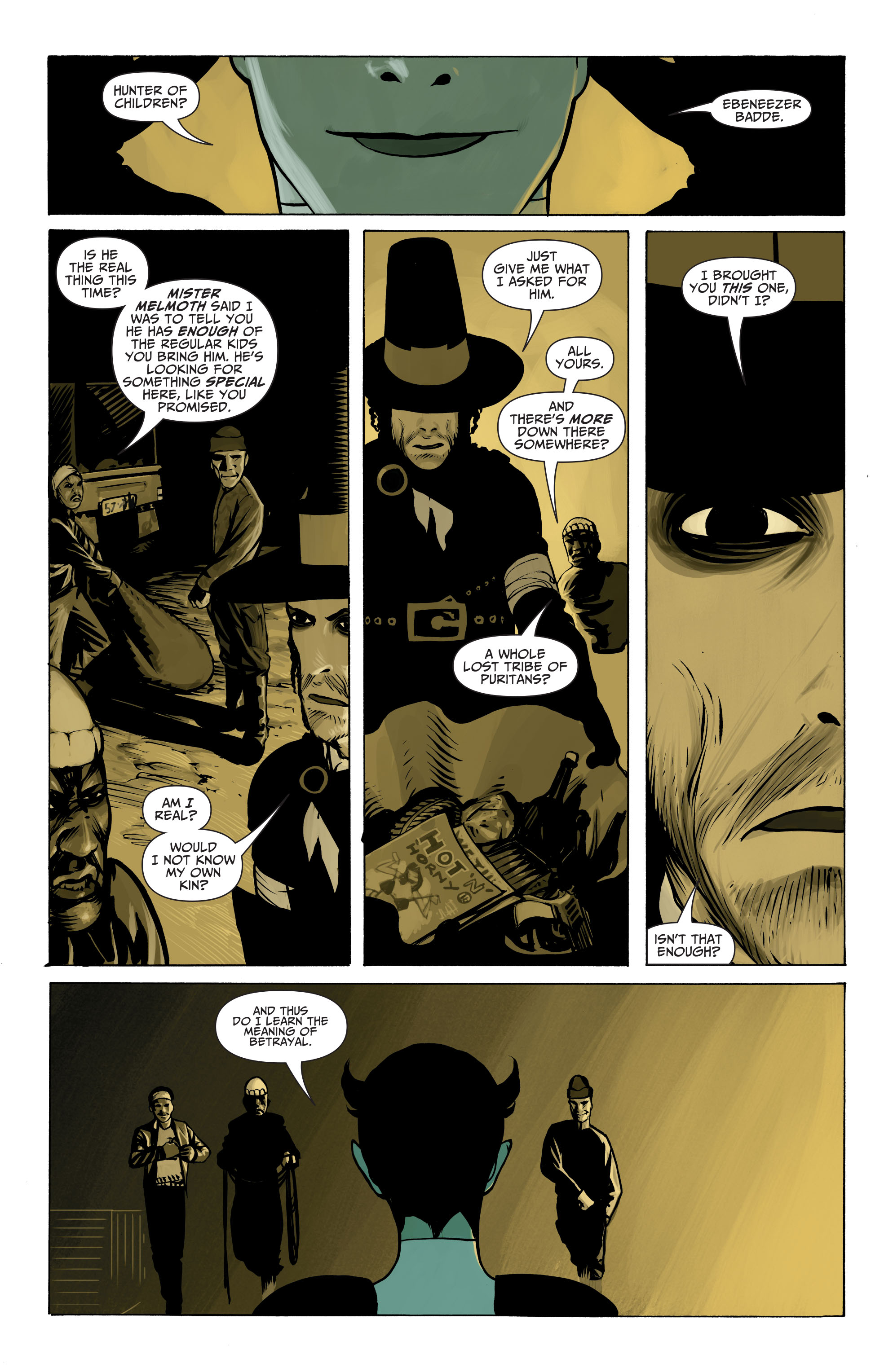 Read online Seven Soldiers: Klarion the Witch Boy comic -  Issue #2 - 18