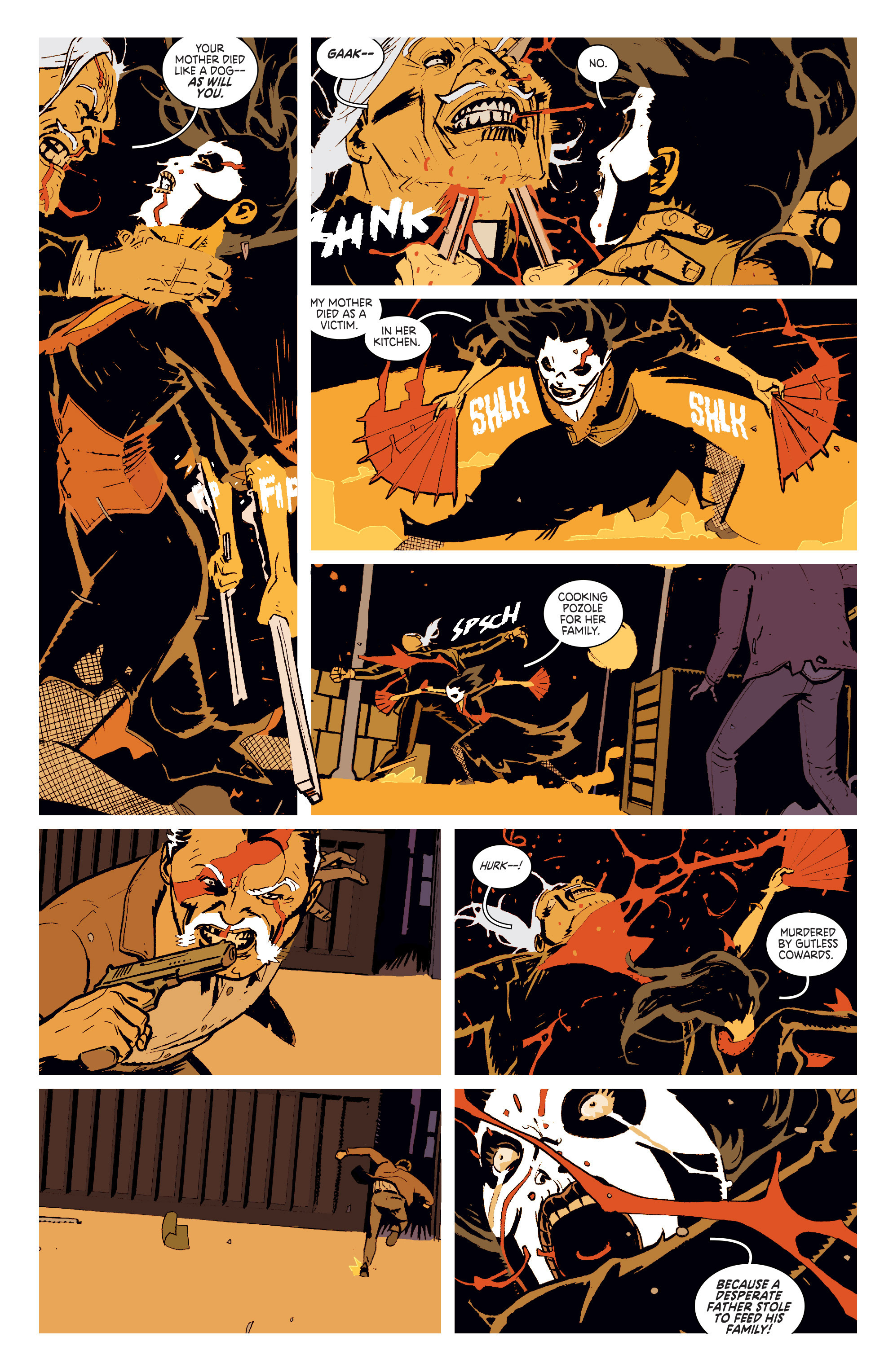 Read online Deadly Class comic -  Issue # _TPB 3 - 39