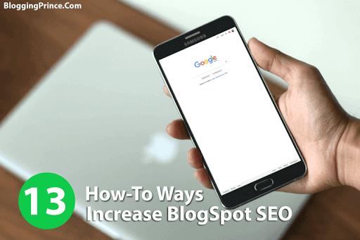 Increase BlogSpot Mobile SEO