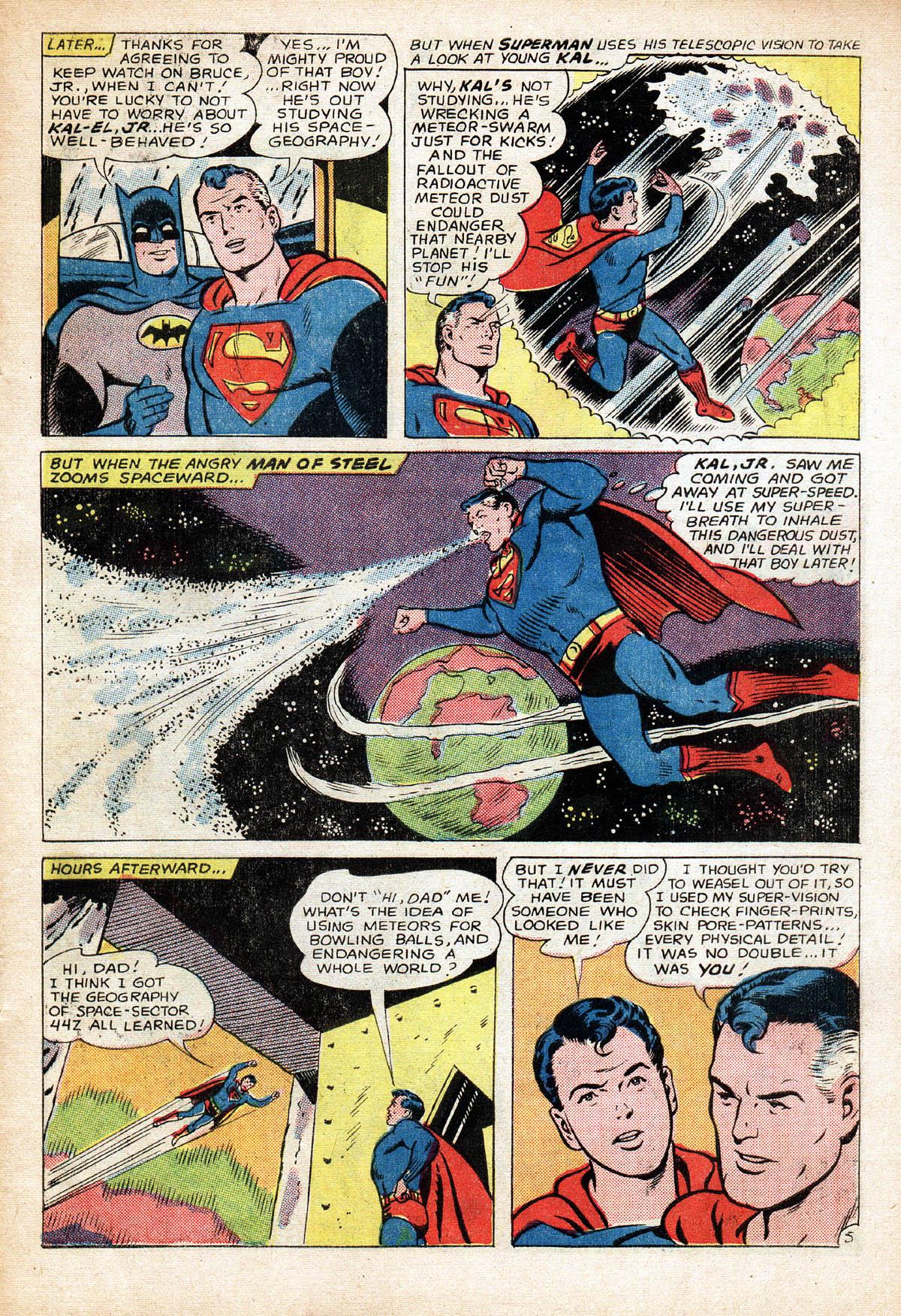 Read online World's Finest Comics comic -  Issue #157 - 7