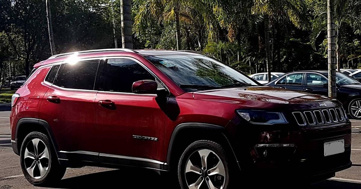 jeep compass longitude flex vermelho tribal detalhes car blog br carros. Black Bedroom Furniture Sets. Home Design Ideas