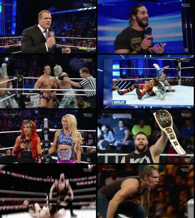 WWE Thursday Night Smackdown 25 Sep 2015 WEBRip 480p