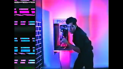 Neon Indian Annie Pay Phone