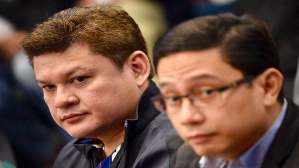 Hijo de presidente filipino es desligado de caso de drogas