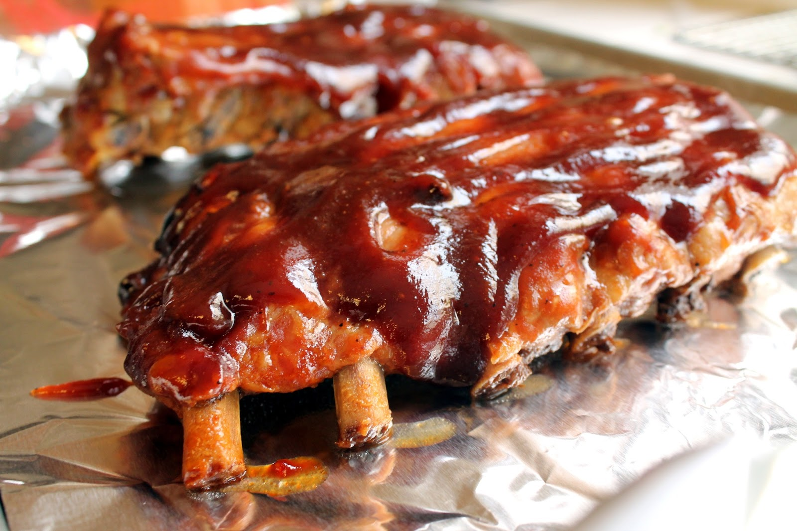 Ribs Amanda S Co...Y Style Barbecued Ribs Recipe In Crock Pot