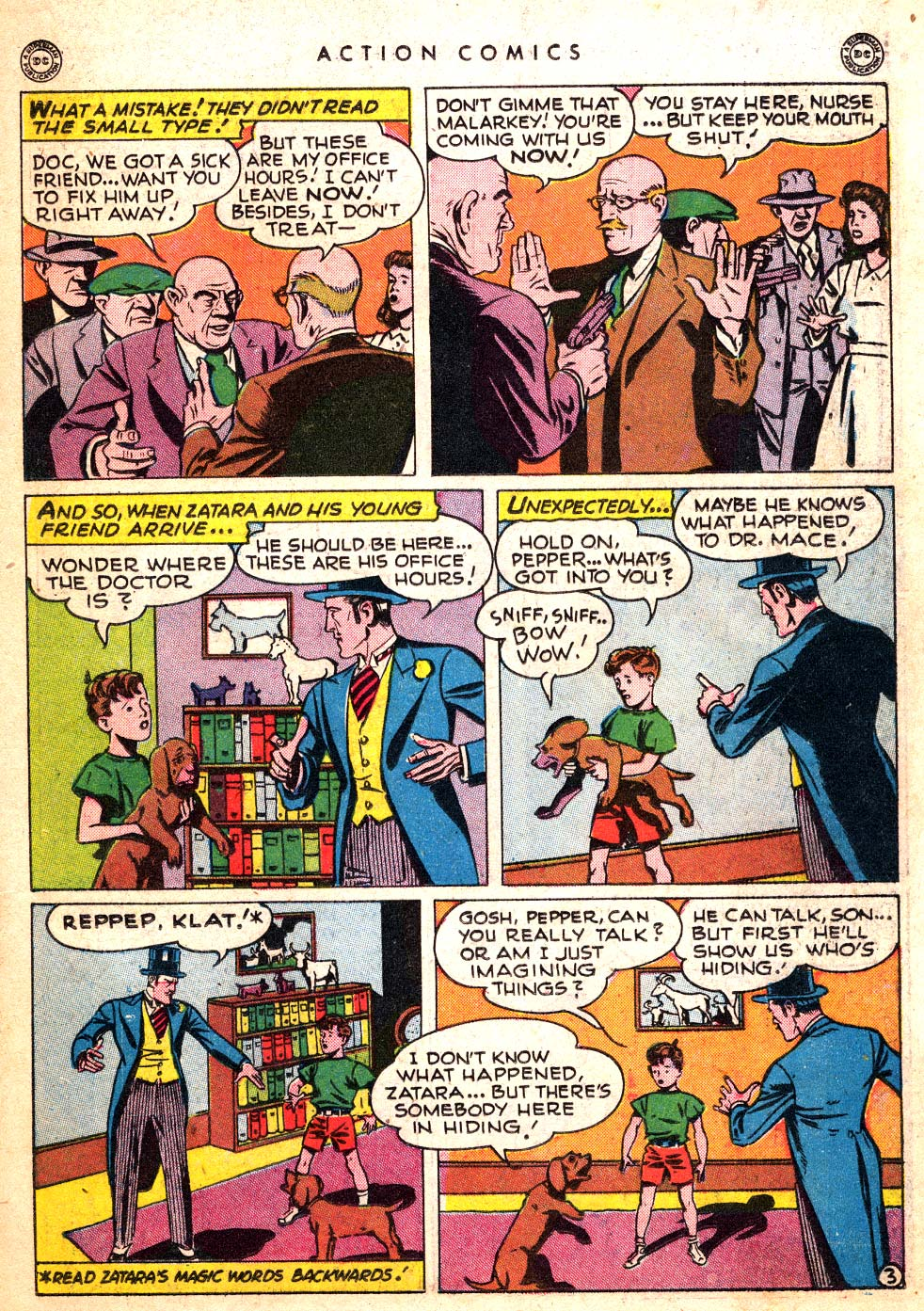 Read online Action Comics (1938) comic -  Issue #106 - 27
