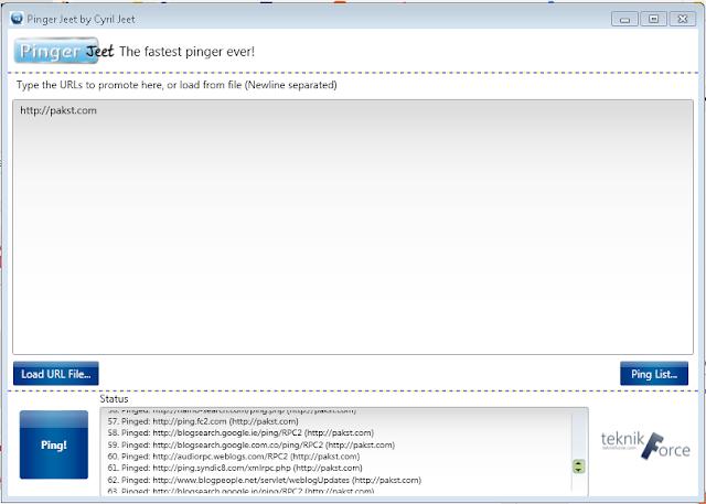 Pinger Jeet SEO Software Free Download