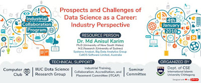 Prospects and challenges of Data Science as a carrier