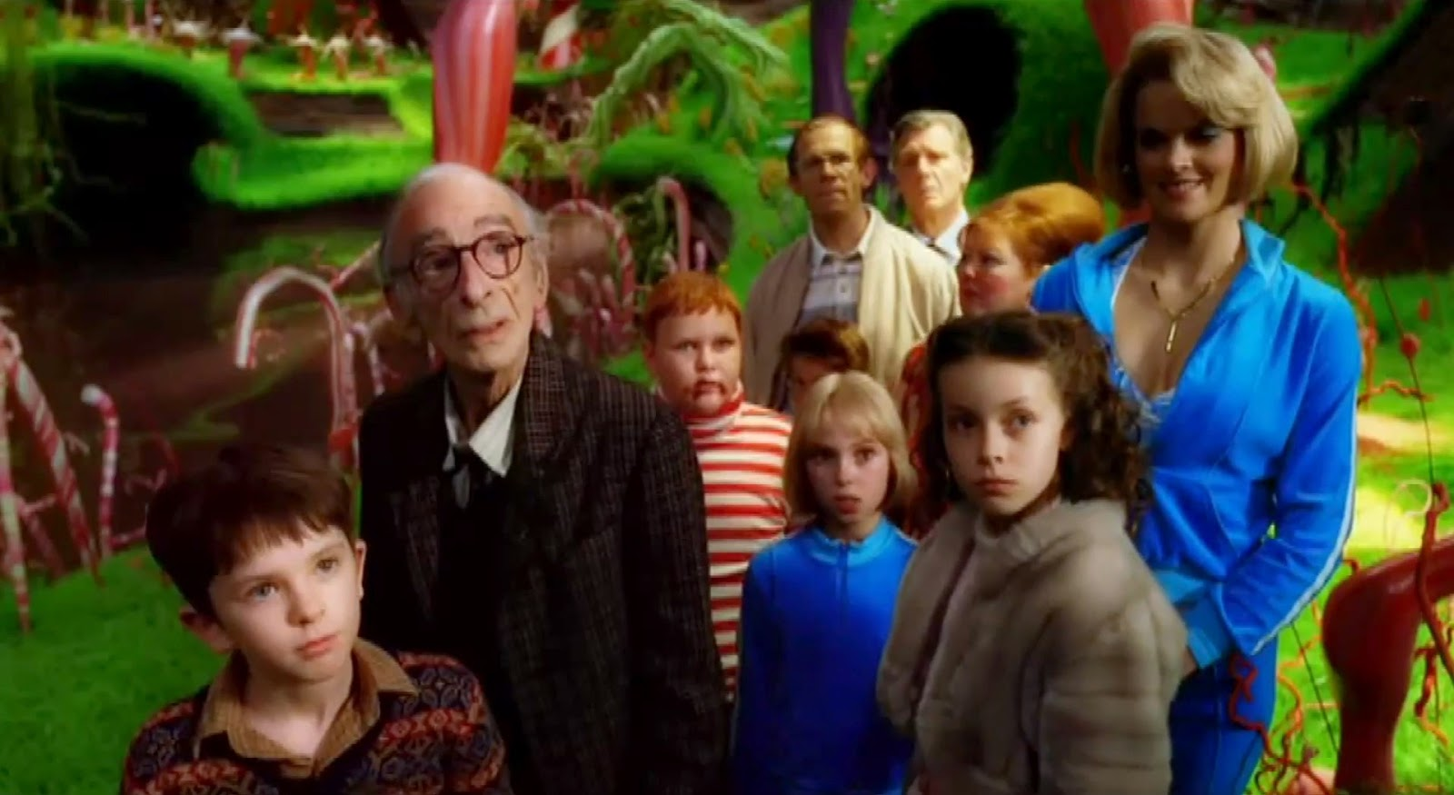 Mr Gloop Charlie And The Chocolate Factory
