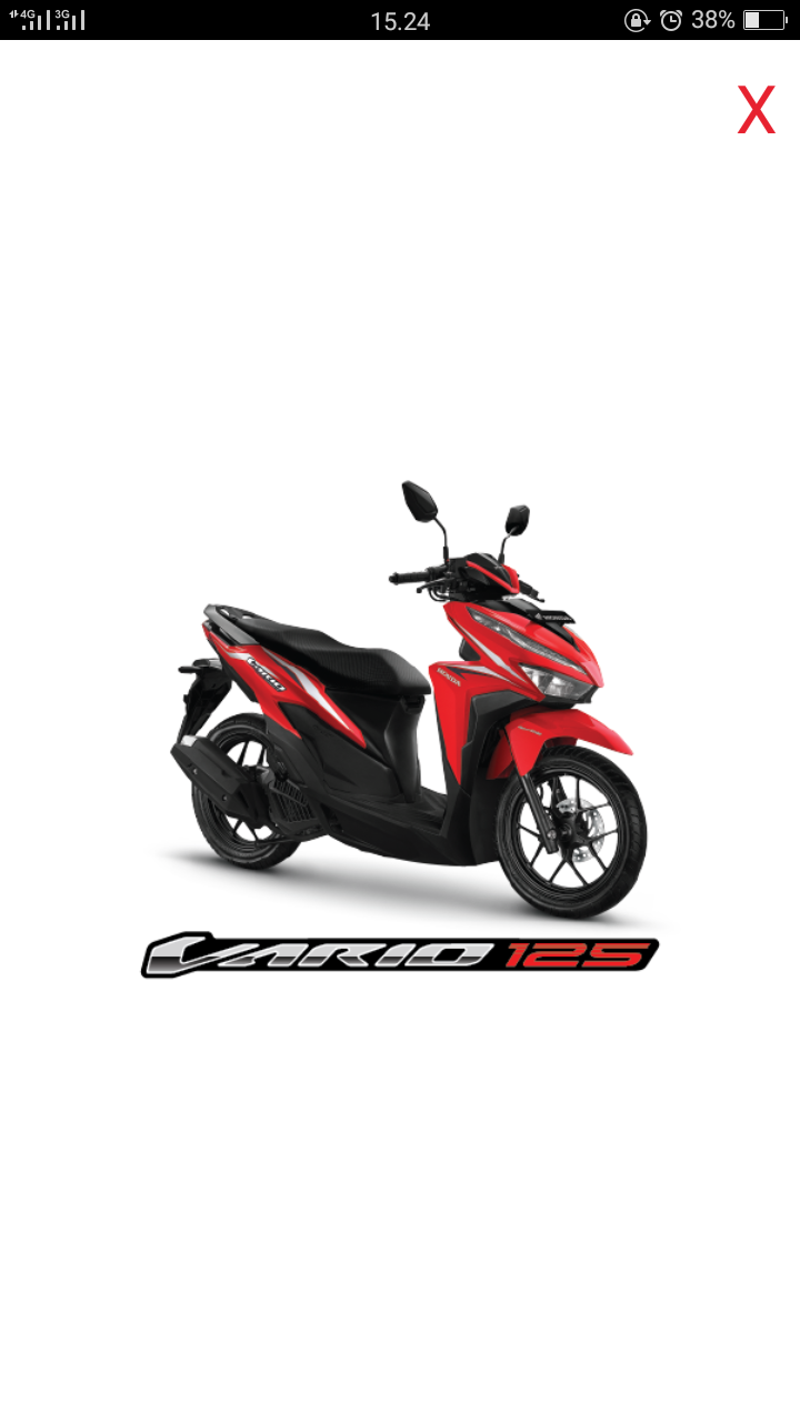 Harga Motor Honda Vario Cbs Iss 2018 New 125 Esp Sonic White Red Sukoharjo Bukan Hanya Itu Saja Keduanya Pun Selisih Keyles Dengan 150 Yang Memiliki Teknologi