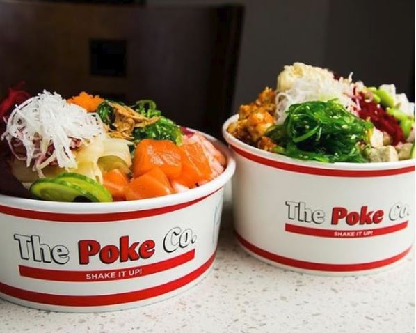 June 2 | The Poke Co. Grand Opens in Rowland Heights - FREE Poke Bowls