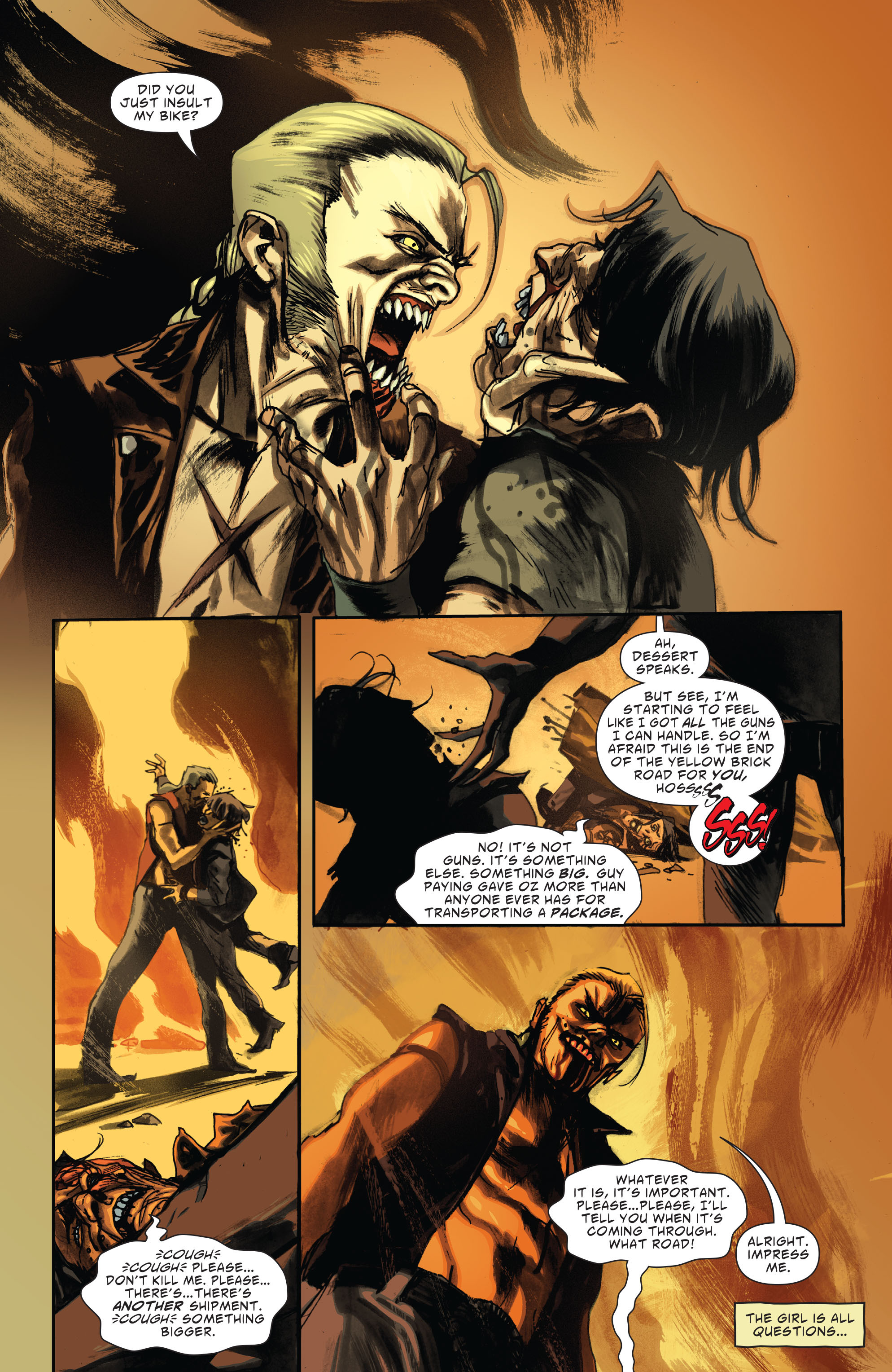 Read online American Vampire: Second Cycle comic -  Issue #1 - 15