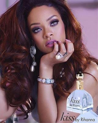 Rihanna announces new fragrance 'Kiss' for Valentine