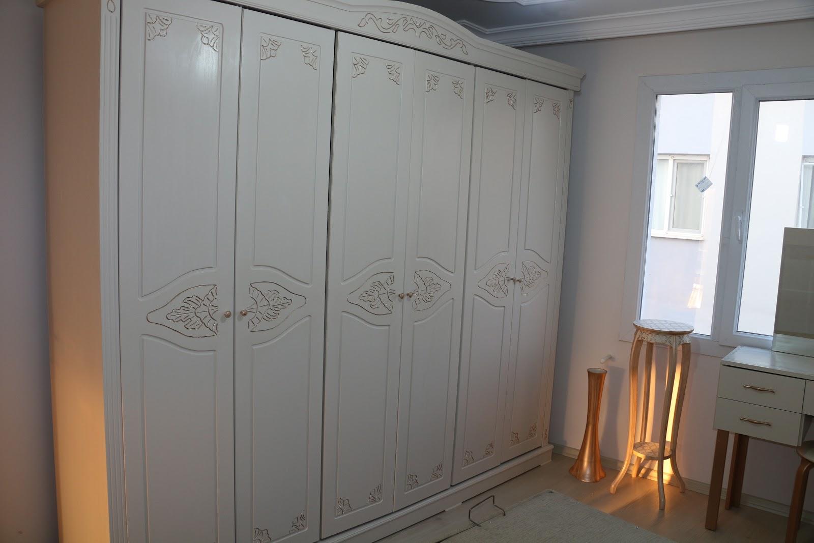 Mobilya Boyama Anne Odası Sonunda Biter Beyaz Mucizeler