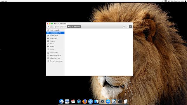 Fontes do Mac OS X