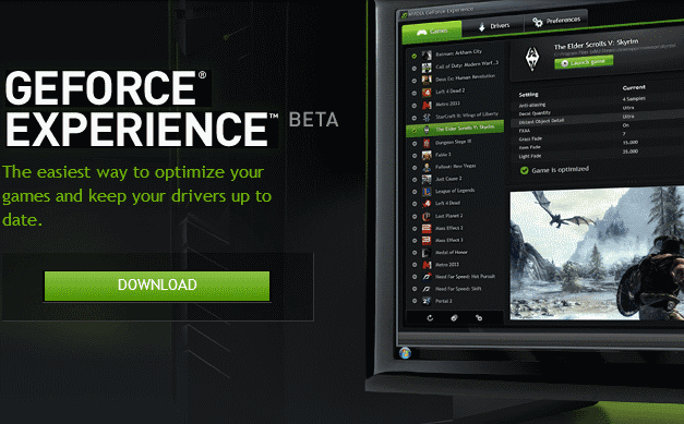 NVIDIA tests GEFORCE EXPERIENCE. Beta available for ...