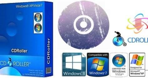CDRoller 11.61 Crack Torrent License Key Free Download