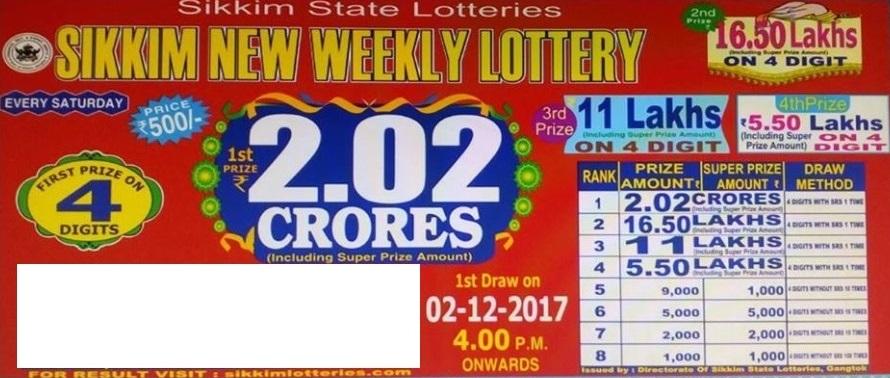 Mumbai laxmi lottery draw