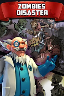 Clash of Zombies II Mod Apk Full Damage