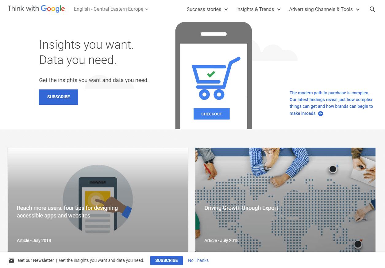 Hasznos eszközök online marketing tervezéshez
