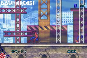 Spiderman Gba Rom Download Arena