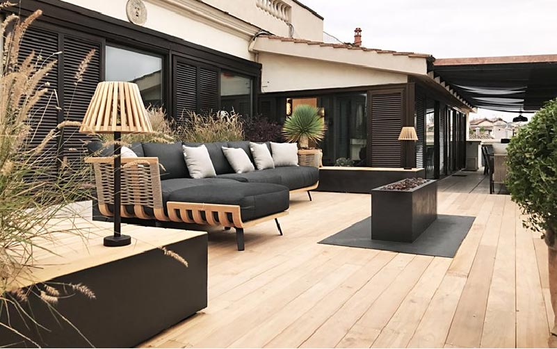Stunning Terrazze Design Images - Idee Arredamento Casa - hirepro.us