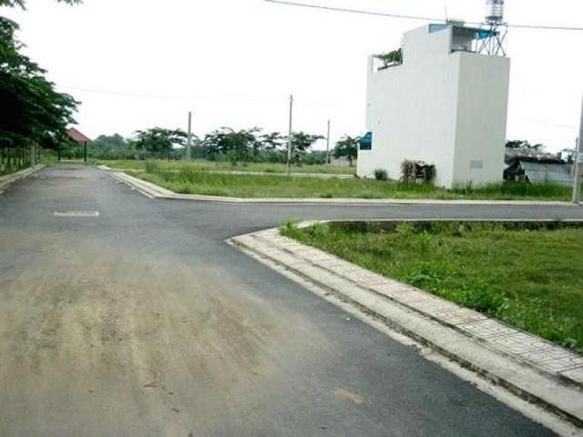 Bán đất nền dịch vụ xã An Khánh giá rẻ