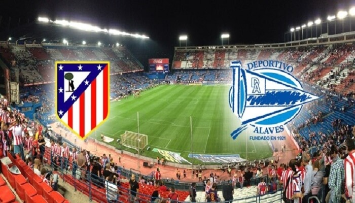 Ver Atletico Madrid vs Alavés En Vivo