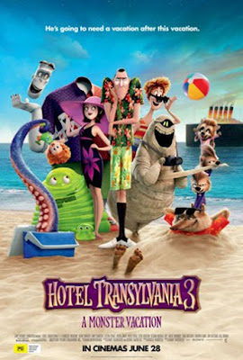 Hotel Transylvania 3 2018 Dual Audio HC HDRip 480p 300Mb x264