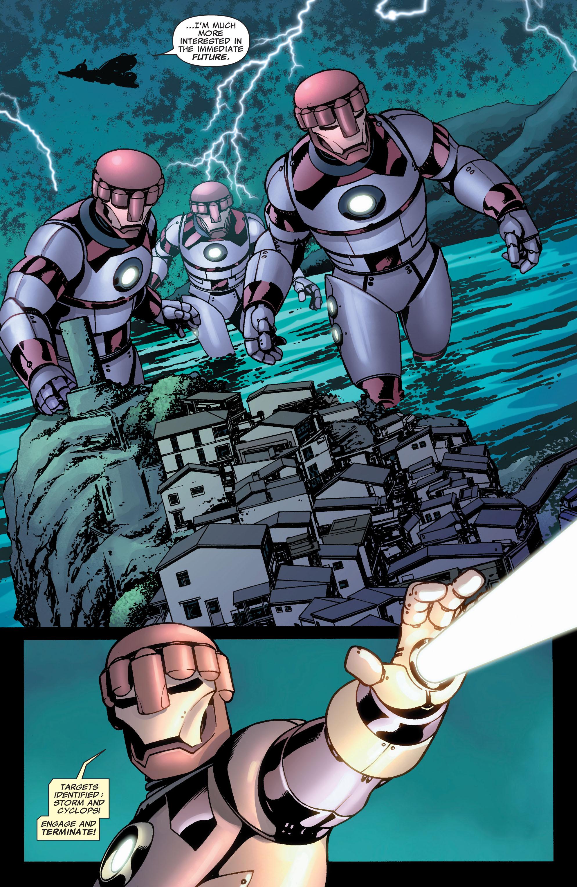 Read online Astonishing X-Men (2004) comic -  Issue #44 - 13
