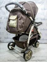 Kereta Bayi Creative Baby BS675 Sierra - Beige