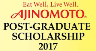 https://2.bp.blogspot.com/-tA3LCLDtnJQ/VrVsx_4MhOI/AAAAAAAADnQ/aPeDR38ut1o/s320/Ajinomoto%2BPost-graduate%2BScholarship%2B2017.png