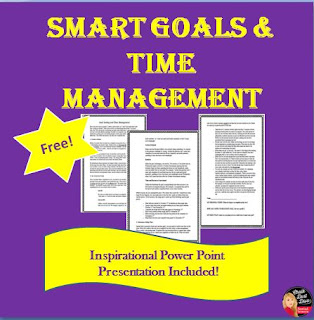 SMART GOALS AND TIME MANAGEMENT