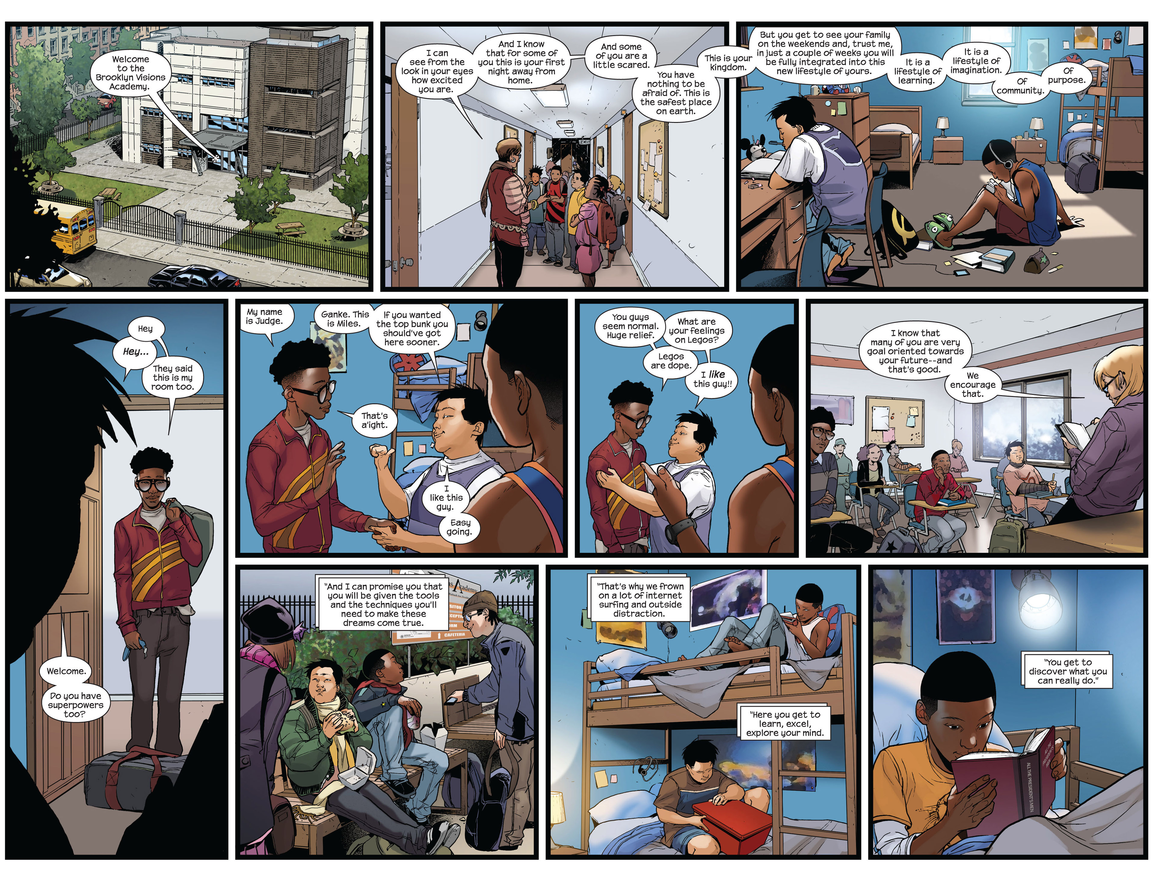 Read online Ultimate Comics Spider-Man (2011) comic -  Issue #3 - 15